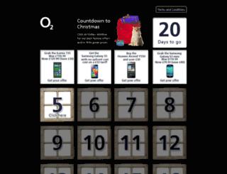 countdowntochristmas2014.co.uk screenshot