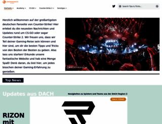 counter-strike.de screenshot