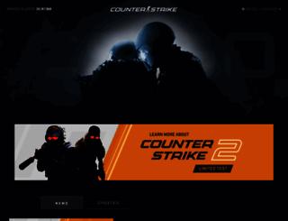 counter-strike.net screenshot