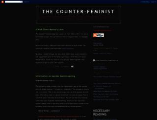 counterfem.blogspot.com.au screenshot
