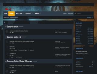 counteristrike.com screenshot