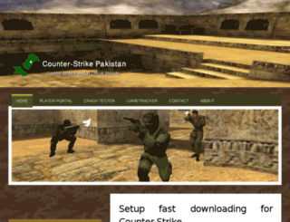 counterstrike.com.pk screenshot