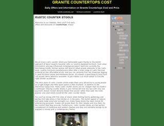 countertopstools.blogspot.com screenshot