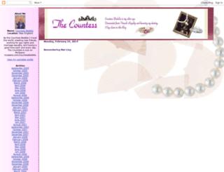 countessofbedelia.blogspot.fr screenshot