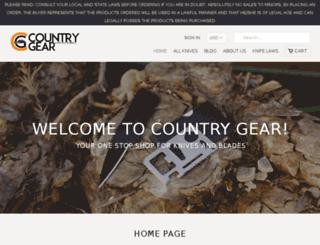 countrygear.co screenshot