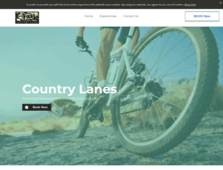 countrylanes.co.uk screenshot