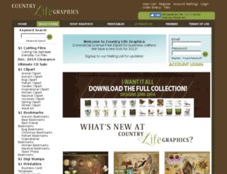 countrylifegraphics.com screenshot