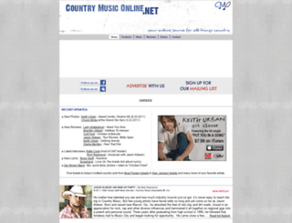 countrymusiconline.net screenshot