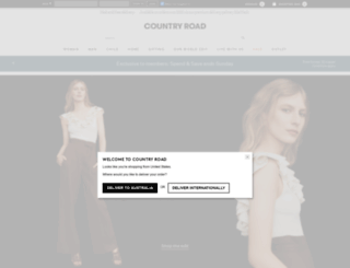 countryroad-au.resultsdemo.com screenshot