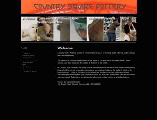 countrysquirepottery.com screenshot