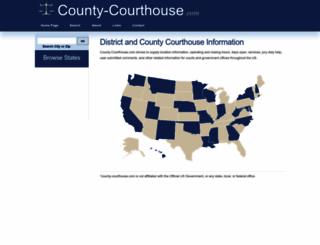 county-courthouse.com screenshot