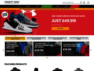 county-golf.co.uk screenshot