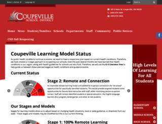 coupeville.k12.wa.us screenshot