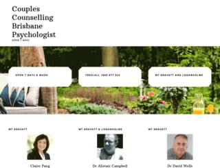 couplescounsellingpsychologist.com screenshot
