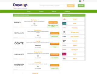 couponandgo.it screenshot
