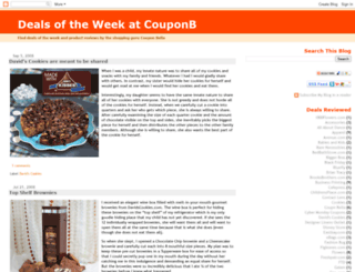 couponbella.blogspot.com screenshot