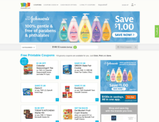 couponbug.com screenshot