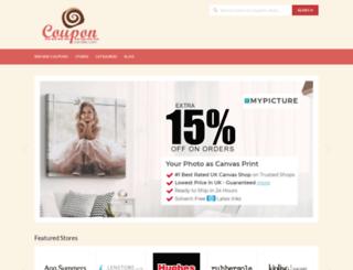 couponcandie.com screenshot