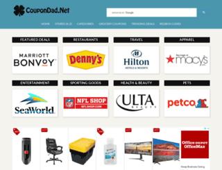 coupondad.net screenshot