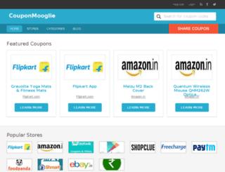 couponmooglie.com screenshot