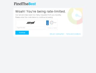coupons.findthebest.com screenshot