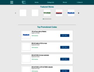 coupons.ultimatecoupons.com screenshot