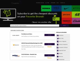 couponshut.com screenshot