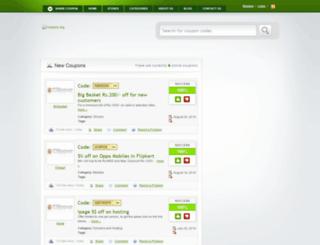 couponsjug.com screenshot