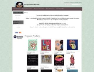 couponsmacky.com screenshot