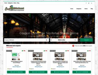 couponswebsite.net screenshot
