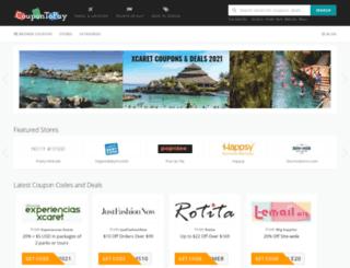 coupontopay.com screenshot