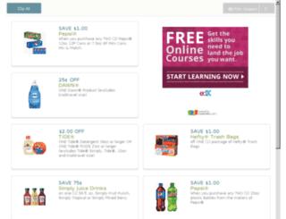 couponwand.com screenshot