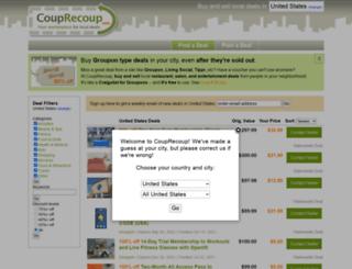 couprecoup.com screenshot