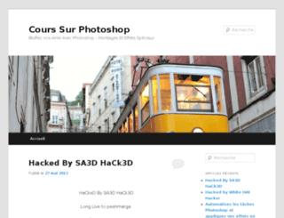 cours-sur-photoshop.com screenshot