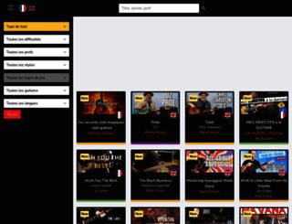 coursdegratte.com screenshot