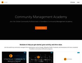 course.feverbee.com screenshot