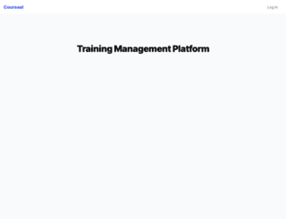 courseal.com screenshot