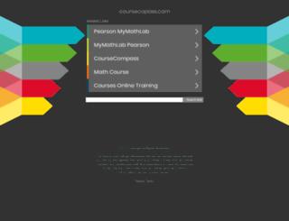 coursecopass.com screenshot