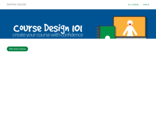 coursedesign101.thinkific.com screenshot