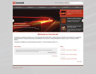 courselab.com screenshot