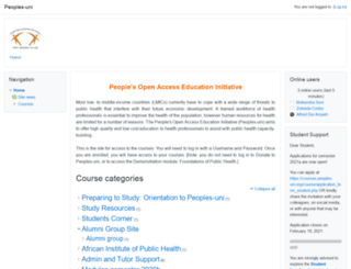 courses.peoples-uni.org screenshot