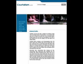 courtallam.com screenshot