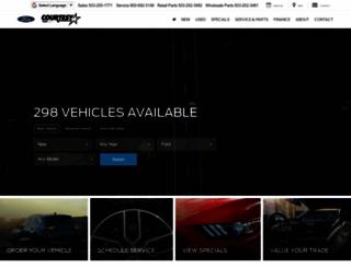 courtesyford.com screenshot