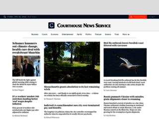 courthousenews.com screenshot