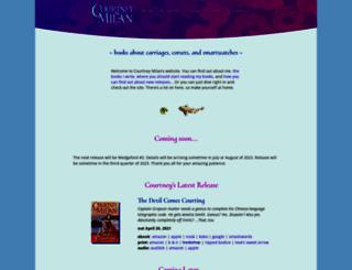 courtneymilan.com screenshot