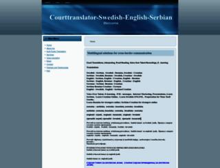 courttranslator-swedish-english-serbian.com screenshot