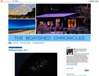 couscous-consciousness.blogspot.co.nz screenshot