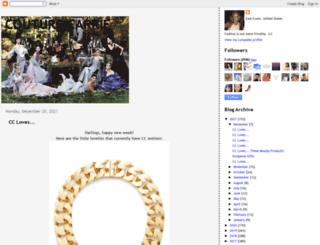couturecarrie.blogspot.it screenshot