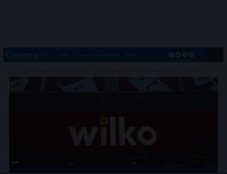 coventrytelegraph.net screenshot