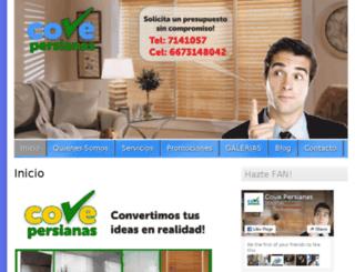 covepersianas.com screenshot
